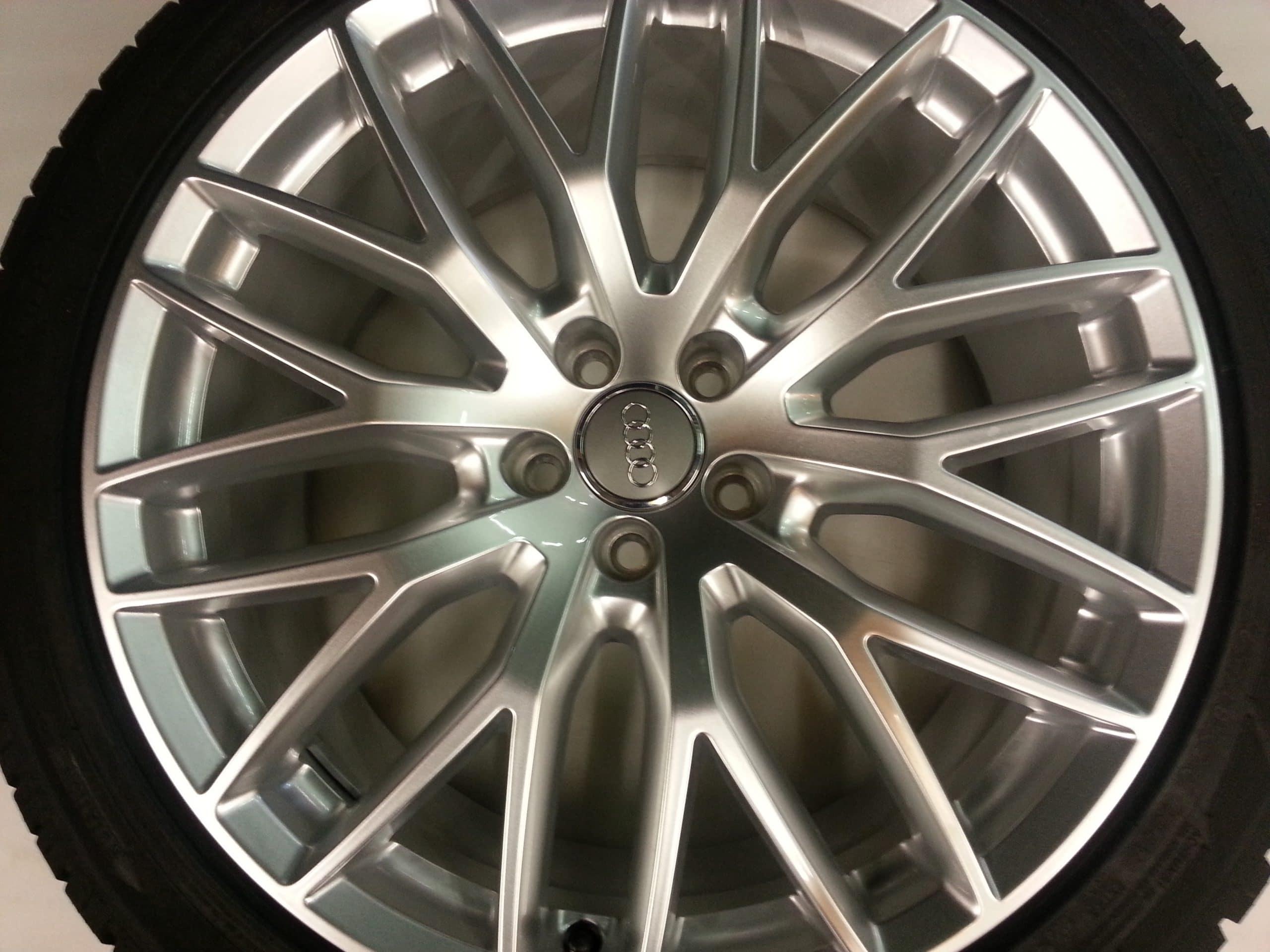 Velgen Audi A8 4h 20 Inch Origineel Dunlop 26540vr20 104v Sp Wintersport 3d Ao Winterbanden