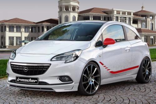 Velgen Irmscher Turbo Star 7j17 Passend Op Opel Adam Corsa Tigra Astra Fiat Punto Evo