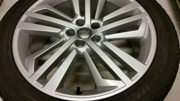 Audi Q5 20inch 80A Dunlop