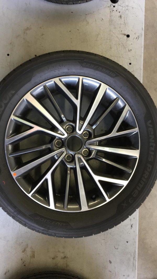 Hyundai Tucson 18inch Demo