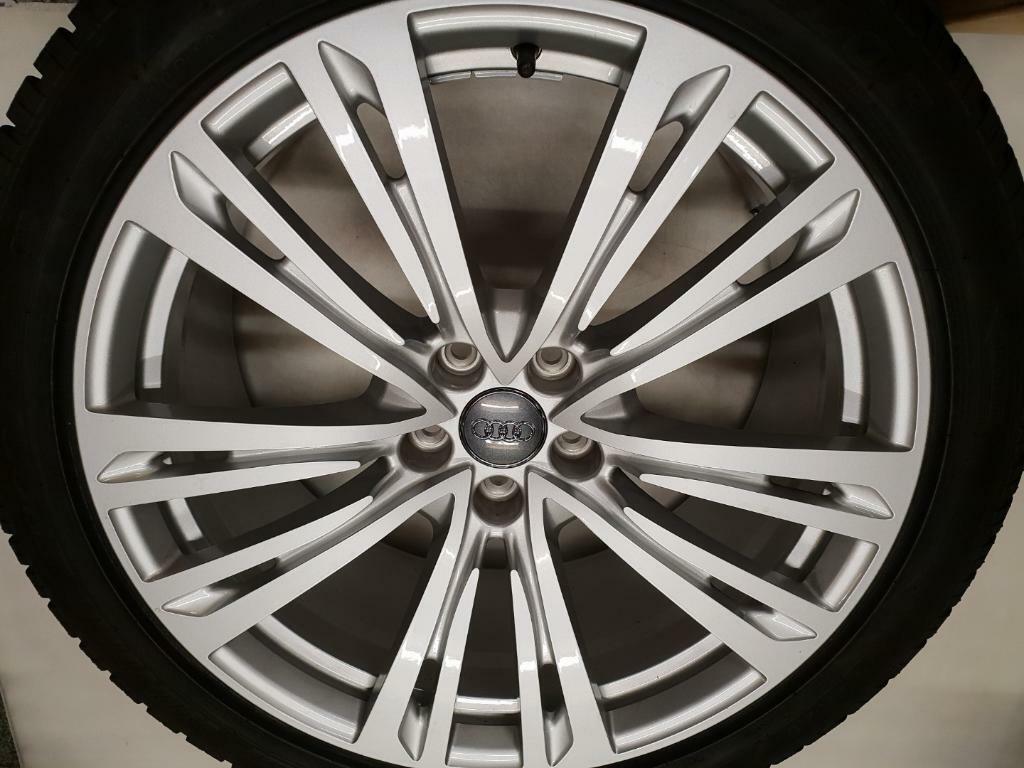 Velgen Audi A8 4n 9j20 Dunlop 265 40 Vr 20 104v Winter
