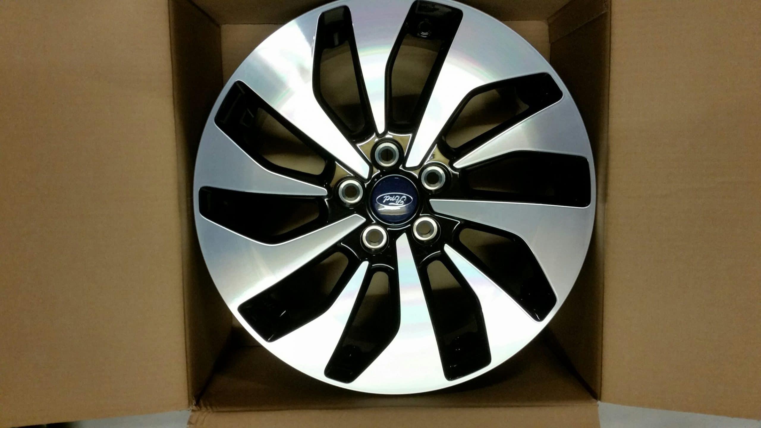 Originele Ford Focus Mondeo Etc Lichtmetalen Velgen 17 Inch