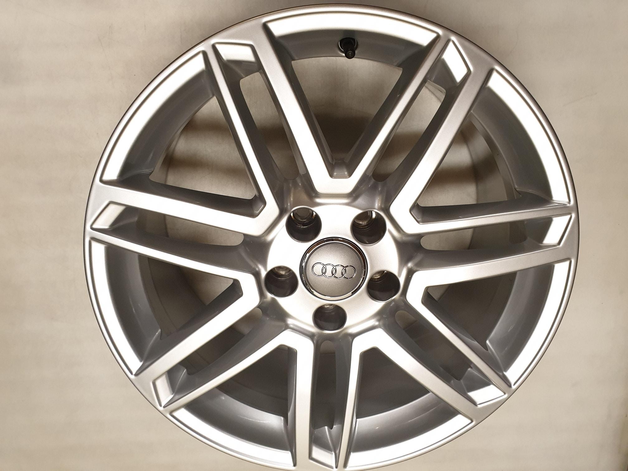 Originele Audi A6 Lichtmetalen Velgen 18 Inch 4g0601025ca